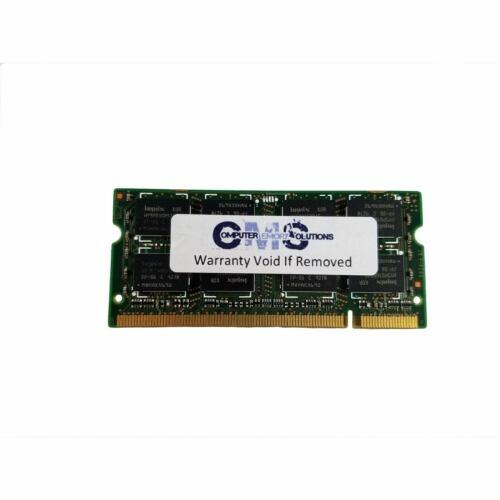 1X2GB 2GB Memory RAM Compatible with Toshiba Mini Notebook NB300 Atom N450 A40