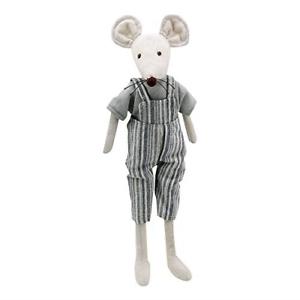Wilberry Mouse-BOY Giocattolo morbido lino
