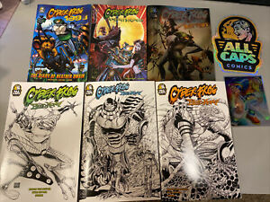 CYBERFROG STOCK UP SPECIAL DEAL! We need to make room in our new warehouse!