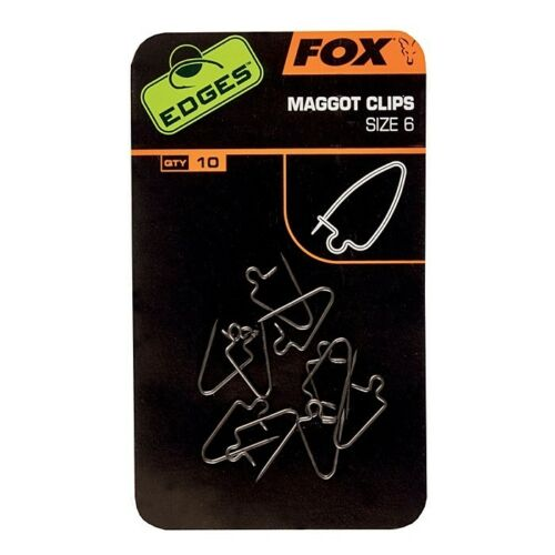 FOX Edges Maggot Clips