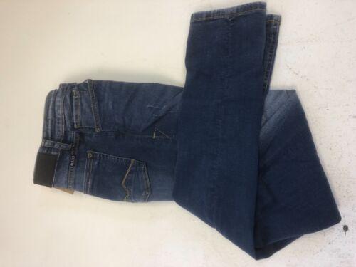 Men's Blend Lunar Super Skinny Jeans Mid Blue Low Waist Skinny Leg New in Bag