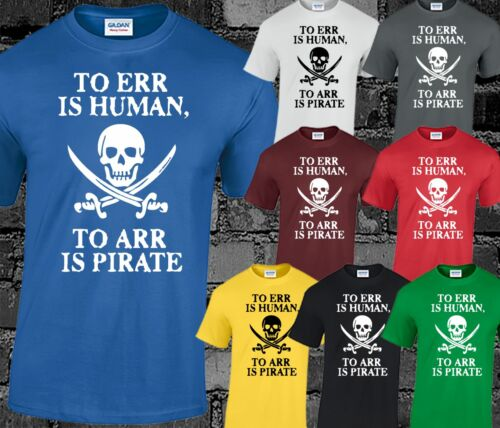 TO ERR IS HUMAN T SHIRT MENS TOP VERY FUNNY TUMBLR HIPSTER SWAG DOPE FRESH COOL