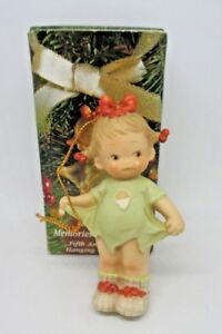 Enesco-Memories-of-Yesterday-Ornament-034-MOMMY-I-TEARED-IT-034-1992-w-box