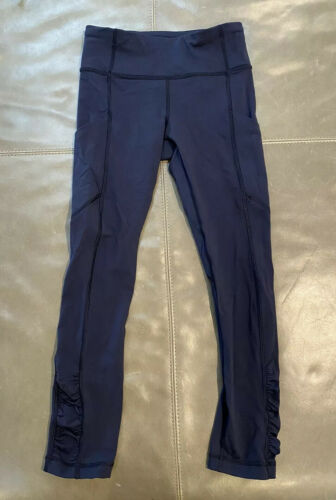 Lululemon Athletica Womens Rival Pace Leggings Rar