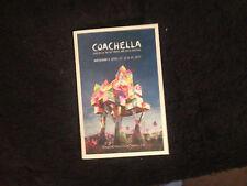 Official Coachella 2017 Weekend 2 Event Program