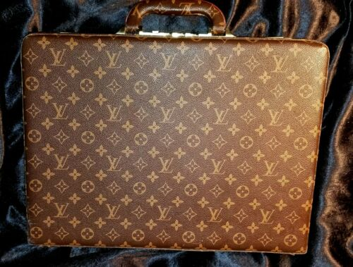 Louis Vuitton briefcase vintage