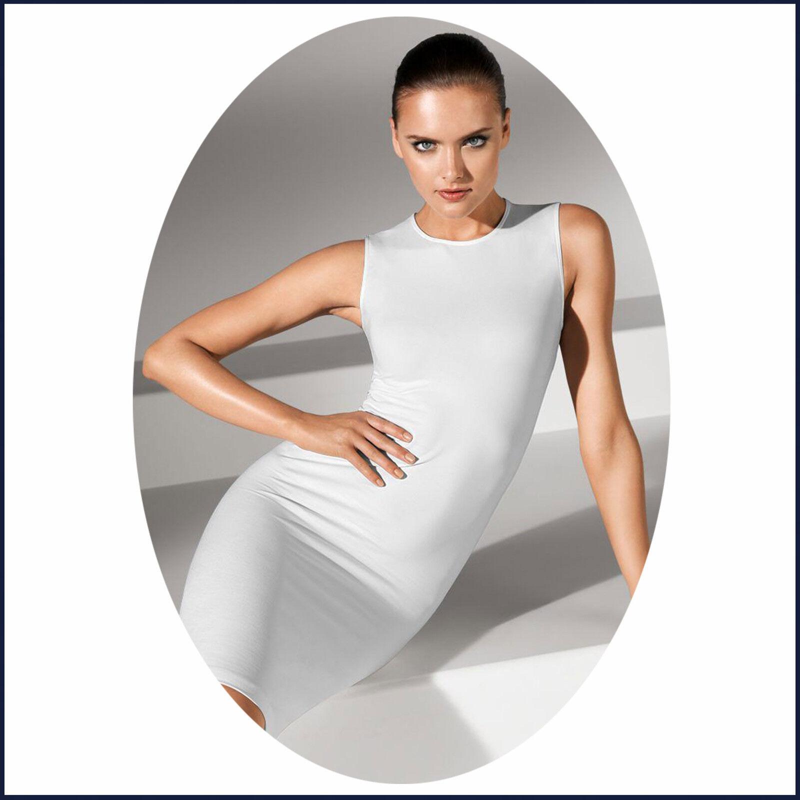 Wolford Bilbao Dress - M - Weiß ... Kleid, der perfekte Schnitt zu jedem Anlass