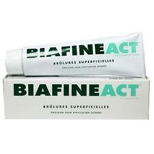 Biafine Act Emulsion Cream 139.5g Original Biafin Trolamine Sunburn Burn Skin