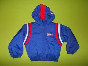 Jacket-NEW-YORK-GIANTS-Preschool-L-7-years-Youth-S-REEBOK-PERFECT-NFL-home