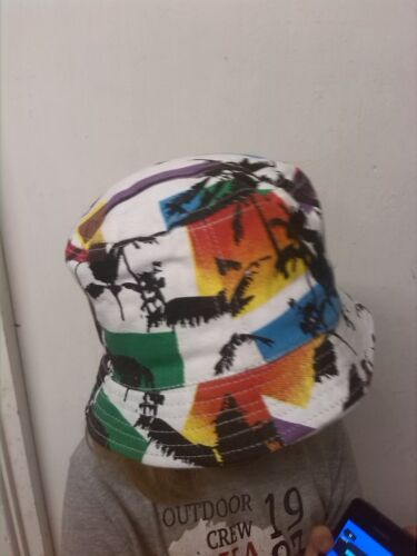 56cm brim hats Summer bucket hat boys girls toddler 44cm