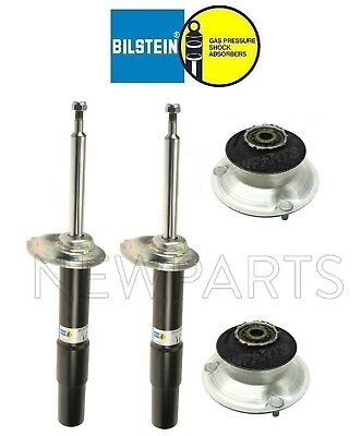 For E60 5-Series Sport Suspension Front Strut Assemblies /& Mounts Bilstein B4 TC