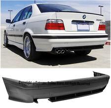 For 91-98 BMW E36 3-Series LCI NO PDC M3 Style Rear Conversion Bumper Cover Kit