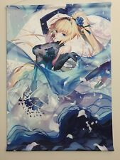 Type Moon Fate 15th Anniversary Racing Jeanne d/'Arc /& Mordred B2 Size Tapestry