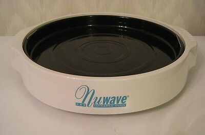 Nuwave Pro Infrared Oven Replacement Part Bottom Base + Liner Drip Pan Tray