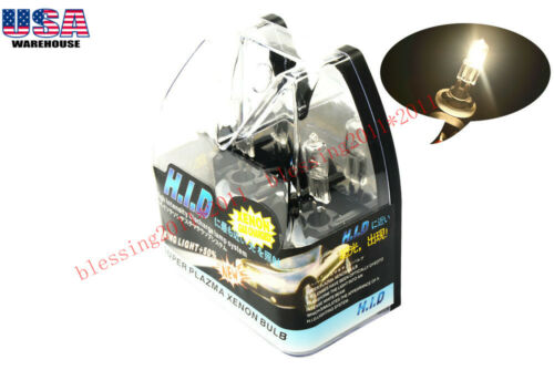 50 Watt Polaris Clear Bright White Incandescent Headlight Bulb 50W 12V x2  AA