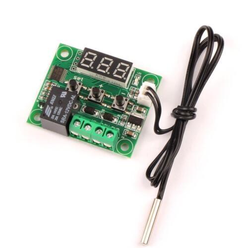 12V Digitale temperatura termostato regolatore di sensore relè interruttore