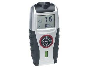 Entfernungsmessung Mit Schall : Powerfix ultraschall schall entfernungsmesser lcd anzeige