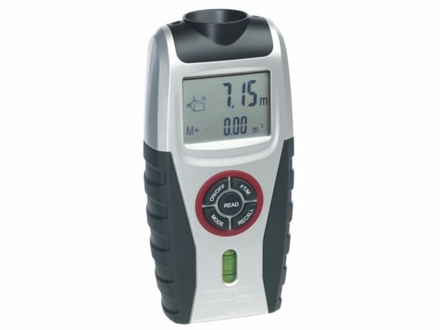 Laser Entfernungsmesser Ultraschall : Powerfix ultraschall entfernungsmesser längen volumen und