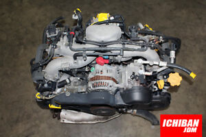 Details about 00-05 SUBARU EJ20 SOHC 2 0L ENGINE IMPREZA FORESTER  REPLACEMENT FOR EJ25 MOTOR