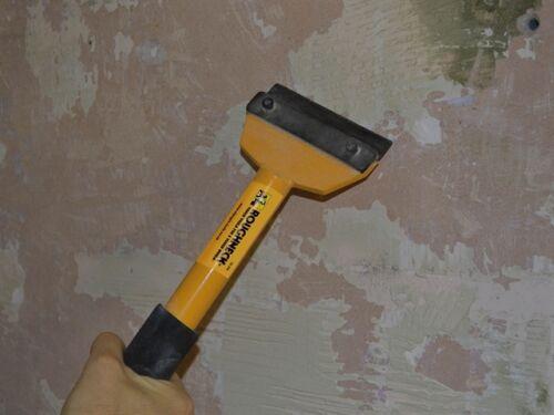 Roughneck 52-250 impact scraper