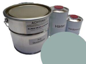 1-75-LITROS-Set-2k-Pintura-VW-L-519-AZUL-DE-EPOCA-lackpoint-Azul-Brillo
