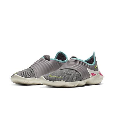 premium selection 46c21 5710b Details about Nike Women s Free RN Flyknit 3.0 Training Running Shoes  Gunsmoke AQ5708-002 NEW