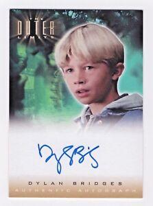 2003-The-Outer-Limits-Sex-Cyborgs-Science-Fiction-Autograph-A11-Dylan-Bridges
