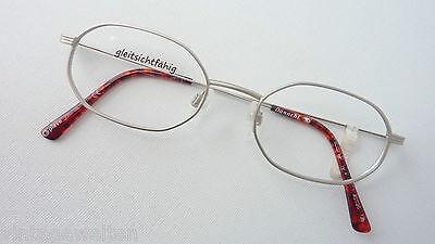 Verantwortlich Dannehl Metallgestell Silber Brillenfassung Eckig Federleicht Filigran Neusize S Um Jeden Preis