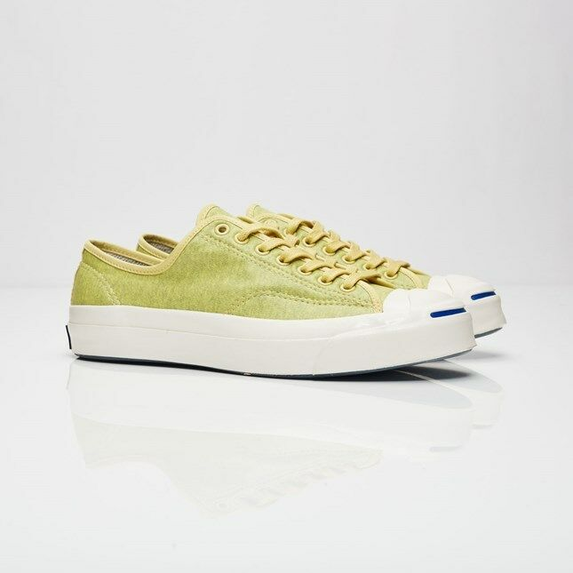 Converse Jack Purcell Ox Coated Terry Green 153103C Men Size US 11 NEW Limited