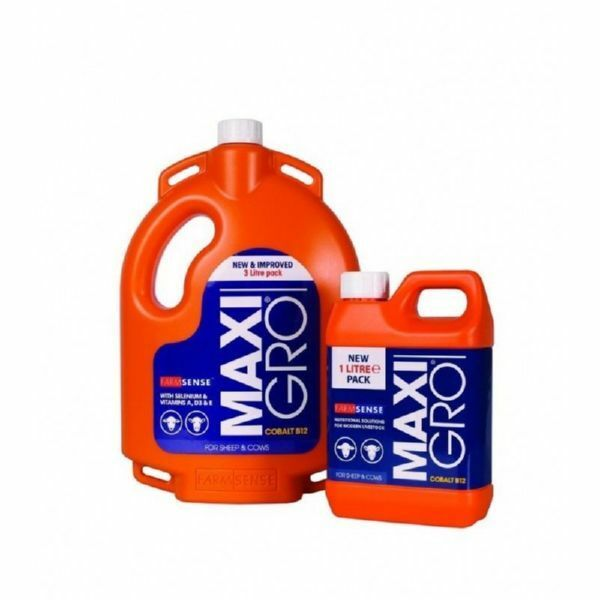 Farmsense - Maxigro Cobalt B12 Vit & Mins Drench for Lambs x Size  1 Lt