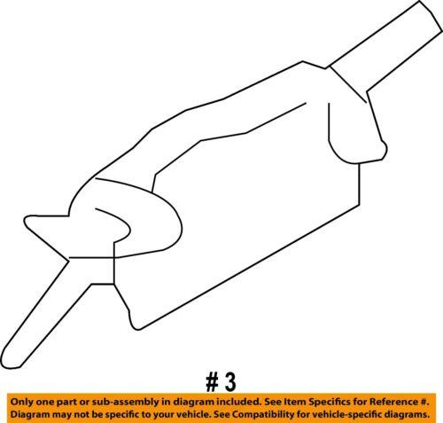 HYUNDAI OEM 06-10 Sonata-Roof Molding Rear Clip 872163K000