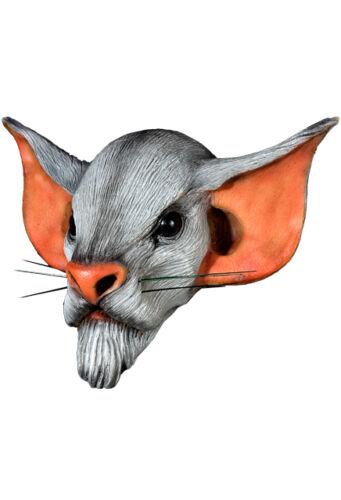 Mice And Mystics Maginos Full Latex Halloween Mask Popular Dungeon Crawler Game
