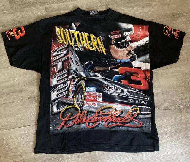 Vintage 90s Dale Earnhardt  3 Nascar T