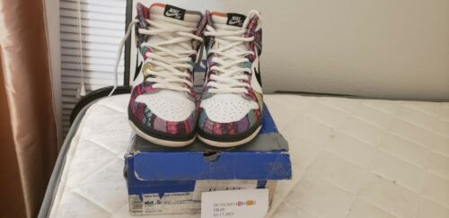 Nike SB Dunk High Huxtable size 11.5