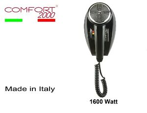 Wall-hair-dryer-for-hotels-phon-bathrooms-1600W-COMFORT-2000