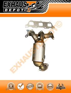 Catalytic Converter compatible with 2008-2009 Chrysler Sebring 2.7L Rad Side Manifold 2008-2009 Dodge Avenger