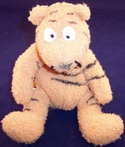 "Tigger (Winnie the Pooh) Beanbag Plush Stuffed Animal, 8"", The Disney Store"