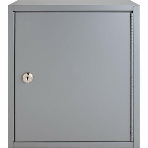 60 Key Storage Safe Cabinet Lock Steel Box Wall Mount Organizer Rack Security