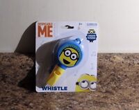 Despicable Me Minion Whistle With Lanyard Musical Instrument