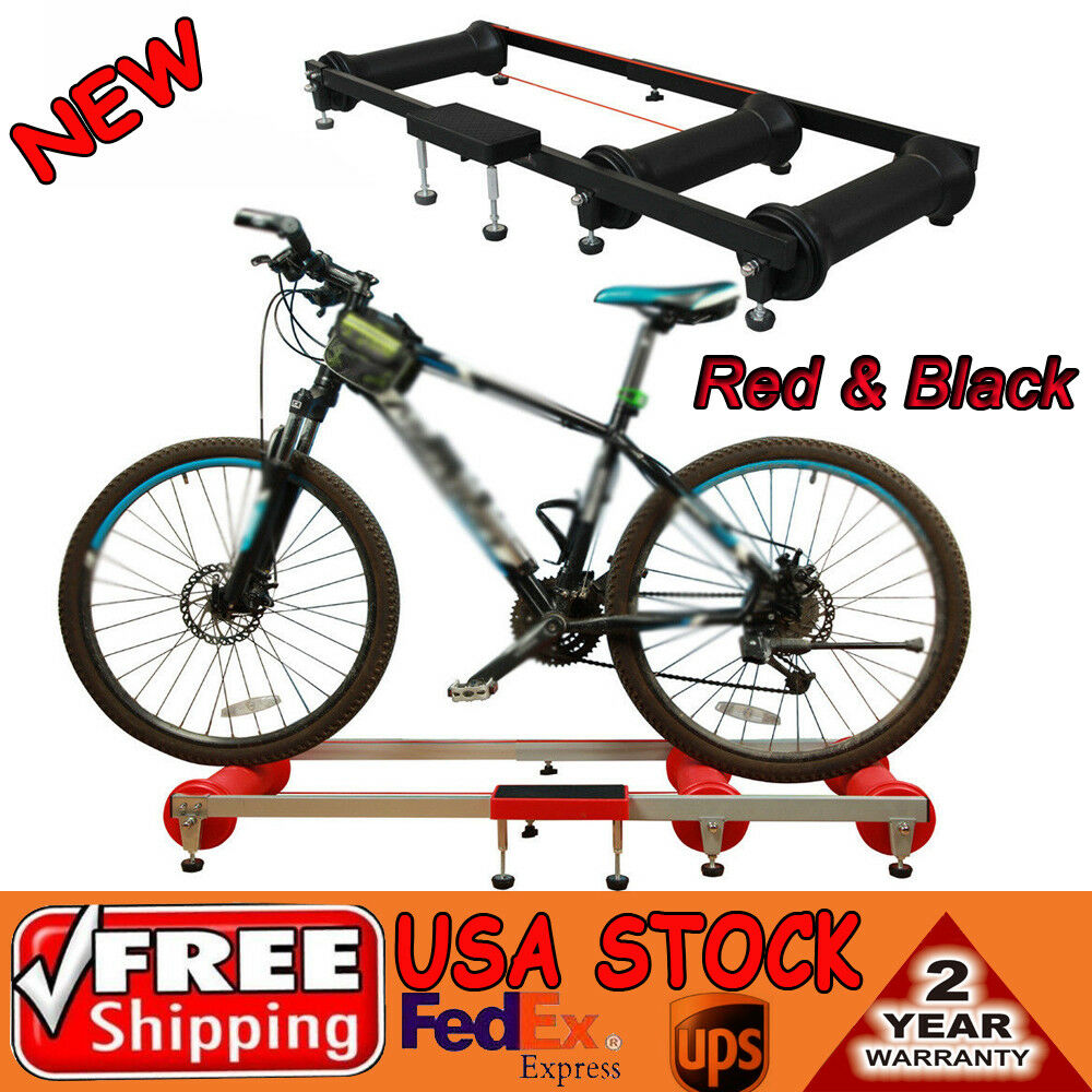 Cycle Bike Trainer Indoor Bicycle Stand Exercise Stationary Trainer Work Out