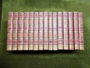 SAINTE-BIBLE-Ancien-amp-Nouveau-Testament-1833-De-Carieres-Menochius-15-tomes