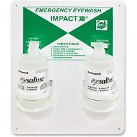 Impact Eye/face Wash Station 2/16oz Solution Btls 13x4x11 We/gn 7349 on sale