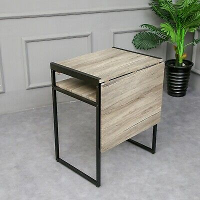 Emaster Small E Desk And Dining Table In Black Ebay