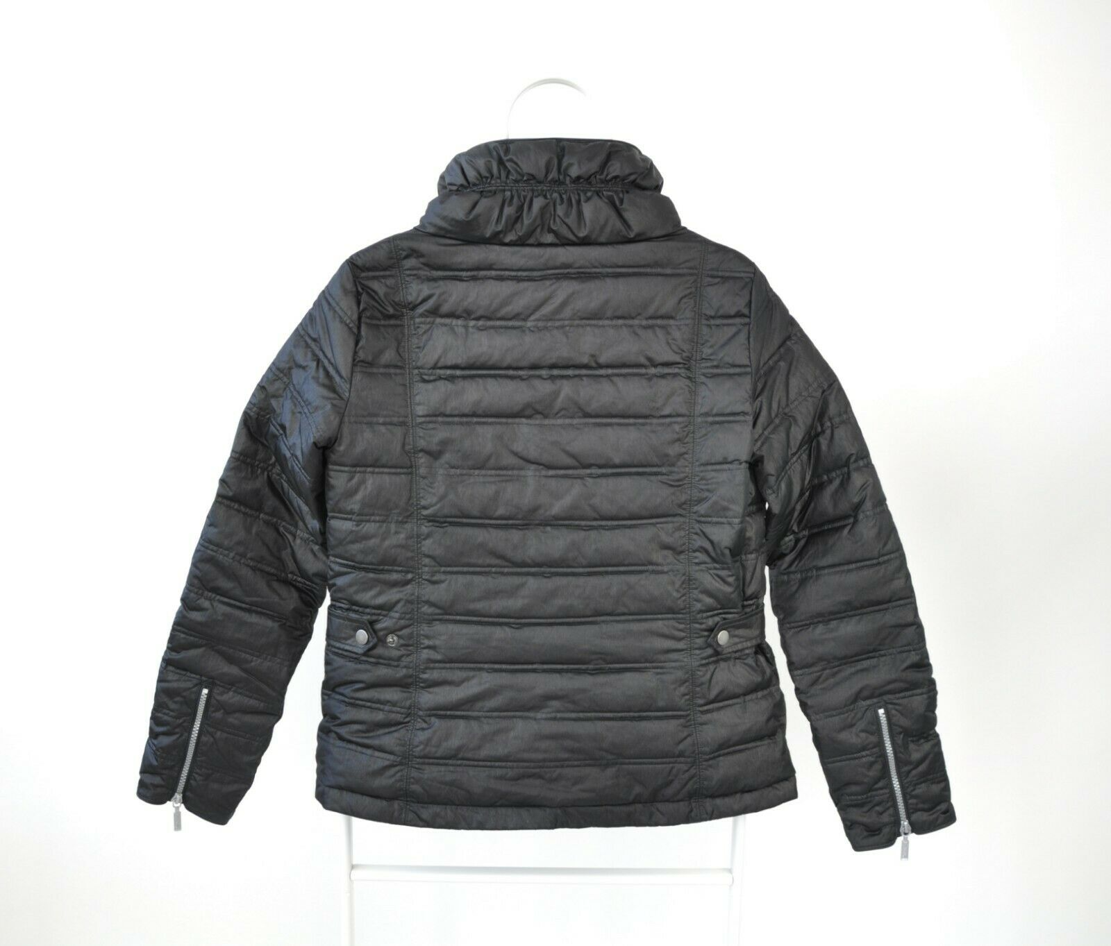 WOMENS BARBOUR INTERNATIONAL 'CROWN' QUILTED PUFF… - image 2