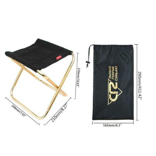 Quality Outdoor Chair Ultra Light Weight Portable Folding Picnic Fishing Chair