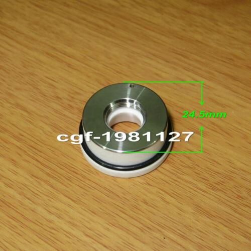 24.5mm For Precitec Laser Cutting Head Nozzle High quality Laser Ceramic 28mm