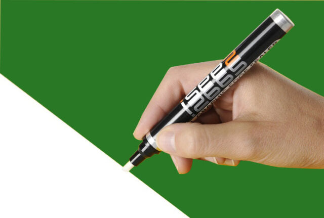 iSee2 Sealit Pen - Vinyl Graphic Edge Sealer Lacquer - Seal for sign graphics