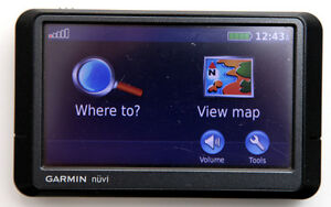 Garmin Nuvi 255W Car GPS Navigation 2018 USA CAN Middle East South