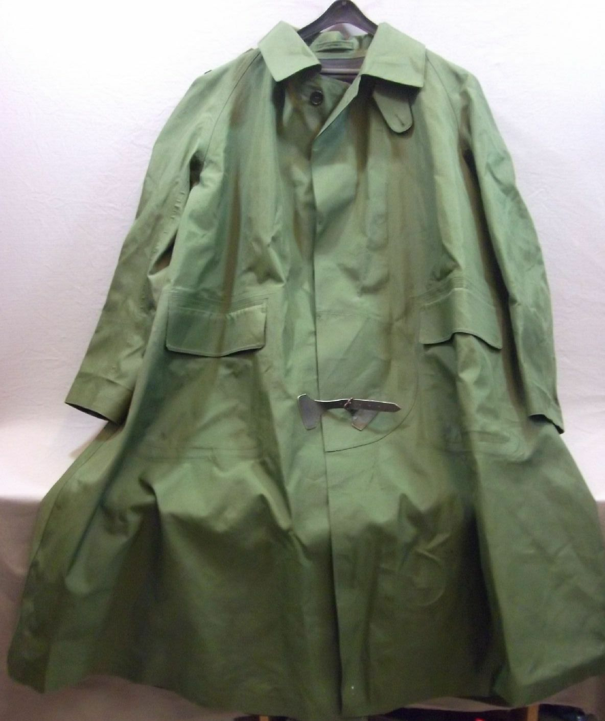 Cappotto MONTALA Cappotto, Horse Riding Coat imperiale GB UK verde OLIVA