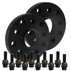 Blackline-Spurverbreiterung-30mm-m-Schrauben-schwarz-Porsche-Cayenne-958-2010